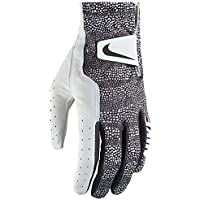 Nike Tech Glove Wlh Guantes, Mujer, Blanco (White/Black), M