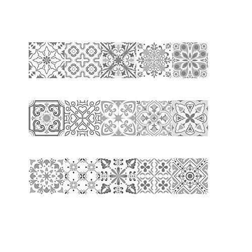 Decorativos Adhesivos Azulejos Pegatina Pared - Estilo