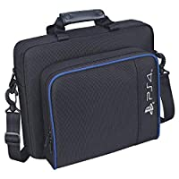 4Gamers Playstation 4 System Carrying Case