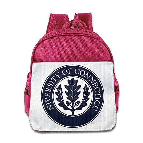 UConn Universität Seal Kleinkinder Kinder Schulter Schule Tasche royalblau, rose (rosa) - KOLA-8217613-ERTshubao-Pink-29 (Dodgers Bild)
