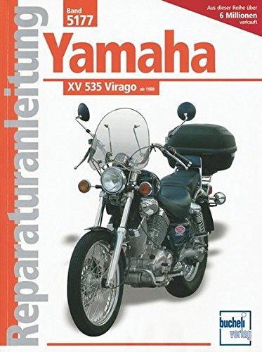 Yamaha XV 535 Virago (Yamaha Generatoren)