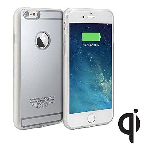 Récepteur de Charge sans fil pour iPhone6/6S(4.7 Pouce), Antye® Coque