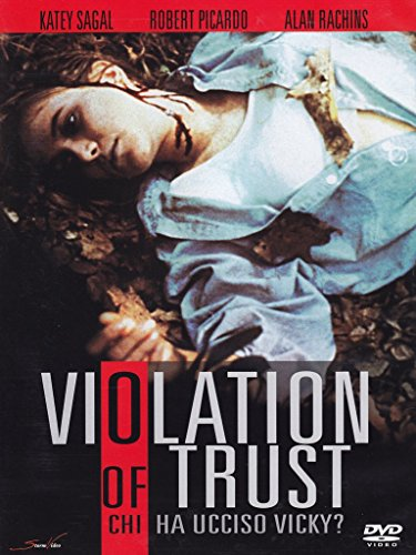 Violation of trust - Chi ha ucciso Vicky? [IT Import]