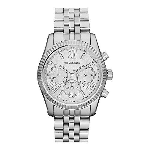 Unisex Quartz Watch Michael Kors Lexington MK5555