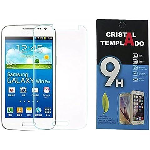 Fologar Protector de Pantalla de Cristal Templado 0,3 mm para Samsung Galaxy Grand 2 G7106 G7105