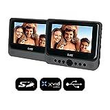D-Jix PVS 702-39LSM Vidéo Embarquée Fixe, 16:9 USB