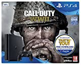 PS4 500GB Call of Duty: WWII 500GB Bundle (Includes free download of That's You).