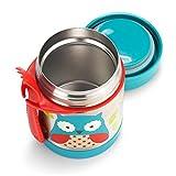 Skip Hop Aufbewahrungsbehälter für Essen, Variante Eule - 2