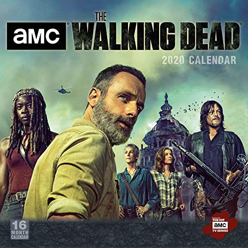 The Walking Dead 2020 - 18-Monatskalender: Original BrownTrout-Kalender por Sellers Publishing Inc.