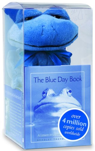 The Blue Day Frog and Little Book