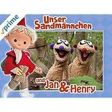 Unser Sandmännchen und Jan & Henry