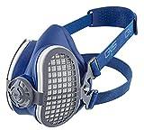 Elipse SPR501GVS P3Staub-Atemschutzmaske, mit passendem Filter, Größe M/L, Blau