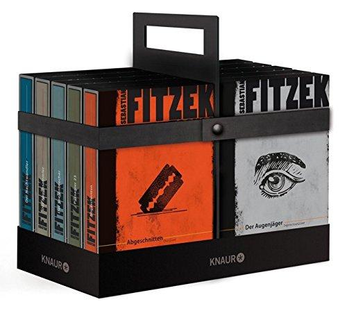 Buchcover Fitzek-Box