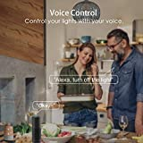 WiFi Smart Bulb Alexa Light Bulbs B22 Bayonet 8W RGBCW Works with Alexa/Google Home Colour Dimmable =70W 800LM by Avatar Controls by App No Hub Required (Updated 3000-6200K, 2 Pack)