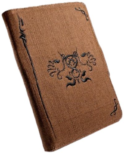 Eco-nique natürliche hanfbraune Hülle für Amazon Kindle 3 (15cm (6 Zoll))