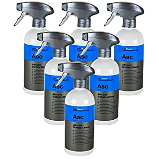 Koch Chemie 6x Asc Allround Surface Cleaner Spezial Oberflächenreiniger 500 ml