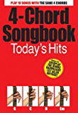 4-Chord Songbook Today's Hits
