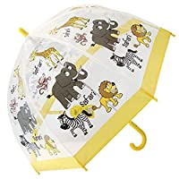 Bugzz Clear PVC Umbrella