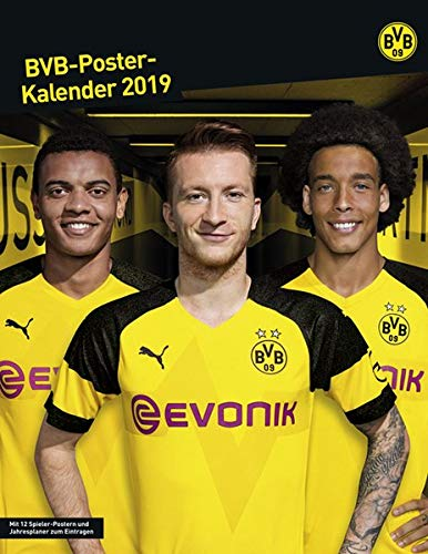 Borussia Dortmund Posterkalender - Kalender 2019