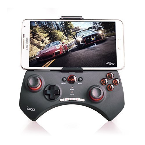 Microware iPega PG-9025 Wireless Bluetooth Game Controller Gamepad for iPhone iPad Android Samsung HTC Tablet PC