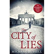 The City of Lies (Stefan Gillespie Book 4) (English Edition)