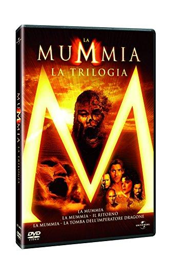 la-mummia-la-trilogia-import-anglais