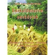 Euskaldunaren Anekdotak 1