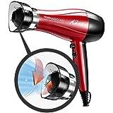 Kiss Tornado 360 Heat Protection Air Booster 1875 Watt Ionic Hair Dryer
