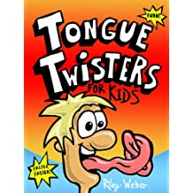 Tongue Twisters for Kids (English Edition)
