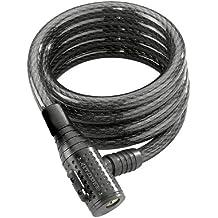 Abus CC 30.180-12_BC - Cable flexible Citadel de cierre automatico