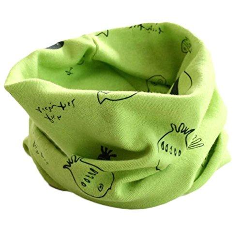 Schals VENMO Baby Baumwolle Schals in verschiedenen Farben (Grün)