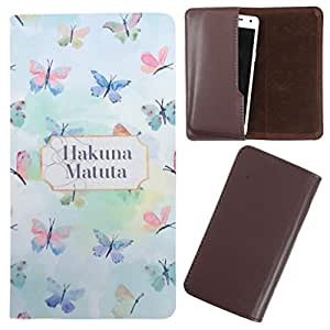 DooDa - For LG G Pro 2 PU Leather Designer Fashionable Fancy Case Cover Pouch With Smooth Inner Velvet