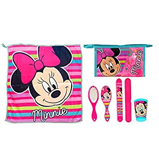 Set comedor Minnie Disney Pink