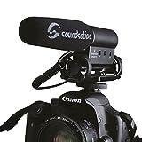 SOUNDSATION - Microfono da registrazione per videocamera