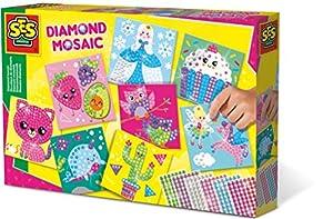 SES Creative Mosaico Diamante, Multicolor (14979)