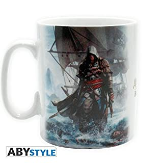 ABYstyle 460 ml Mug Porcelain-Assassin's Creed 4