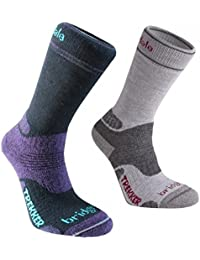 Bridgedale WoolFusion Socks Twin Pack Womens