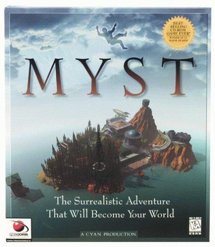 Myst - PC by Ubisoft