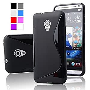 Back Cover FOR HTC Desire 700 + OTG CABLE FREE + TRAVEL USB CHARGER + MICRO USB CABLE