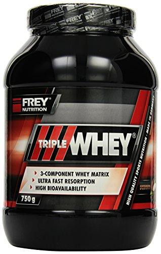Frey Nutrition Triple Whey, 750g