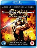 Conan the Destroyer (1984) [Blu-ray]