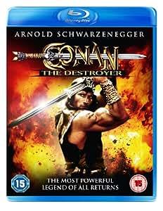 Conan the Destroyer (1984) [Blu-ray]