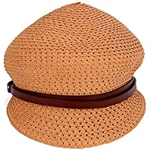 ... Mujer Topper Sombrero Gorro de Playa Protector Solar Gorro de Sol para  Señoras Azul oscuro. de Leisial. EUR 1 1c2d1e90b32