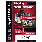 DigiCover N3724 Film de protection d'écran Premium pour Sony Alpha 7/7R