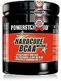 Perfekt auflösendes Hardcore BCAA Instant - Premium Pre- und In-Workout Pulver mit der absolut stärksten Hardcore Dosierung - antikatabol und ein Muß bei professionellem Muskelaufbau - Made in Germany