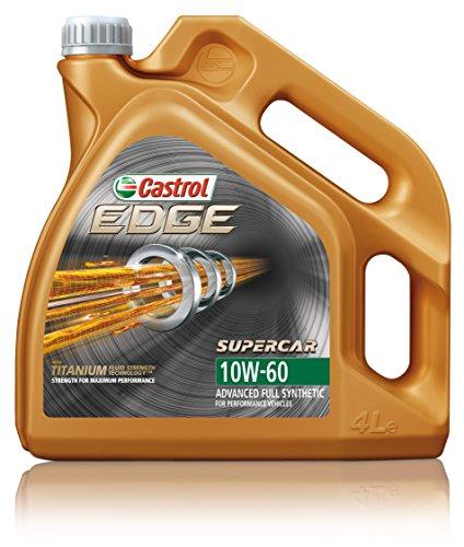 Castrol 15Aob2Edge Supercar 10W60Huile moteur, 4litre pas cher