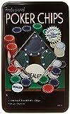 New York Gift 3-in-1Professional Poker chips set