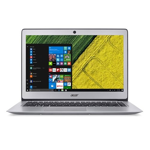 Acer Swift 3 Sf314-52-361v Plata Port  til 14   Ips Fhd i3 2 4ghz ssd 128gb 4gb Ram w10 Home