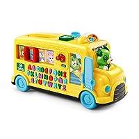 Leap Frog Alphabet Phonics Bus, Multicolor, Piece Of 1