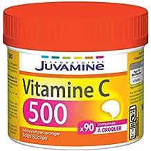juvamine vitamina C, tamaño maxi 90 COMPRIMES ...